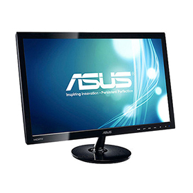 Asus VS247H-P  Monitor Review