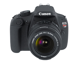 Canon EOS Rebel T5 – One of the best entry-level DSLR