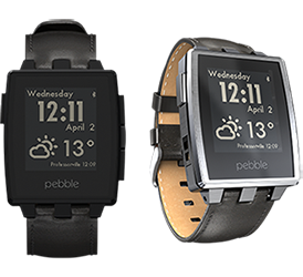 Pebble Steel, the best overall smartwatch