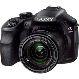 Sony A3000 Mirrorless Digital Camera Review