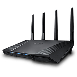 ASUS AC2400 RT-AC87U Dual-band Wireless GIGABIT Router Review