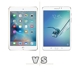 Samsung Galaxy Tab S2 vs Apple iPad Mini 4
