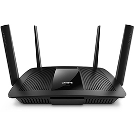 LINKSYS EA8500 Max-Stream AC2600 MU-MIMO Router Review