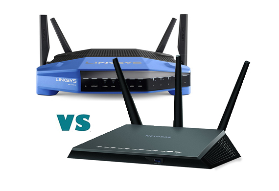 NETGEAR Nighthawk AC1900 R7000 vs Linksys WRT1900ACS – MBReviews