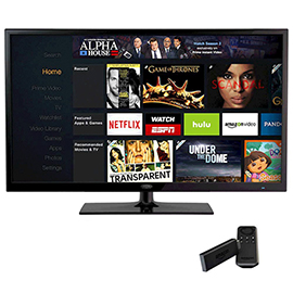 Should you buy a Smart TV or a regular 'dumb' HDTV with a separate streaming device?