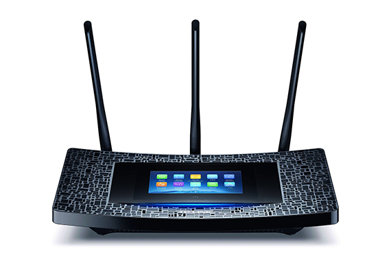 TP-LINK Touch P5 AC1900 Touchscreen Wi-Fi Dual Band Router