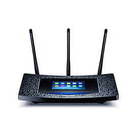 TP-LINK Touch P5 AC1900 Touchscreen Wi-Fi Dual Band Router Review