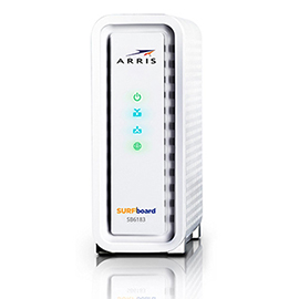 The Motorola ARRIS SURFboard SB6183 DOCSIS 3.0 Cable Modem Review