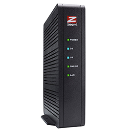 Zoom 5370 DOCSIS 3.0 Cable Modem Review