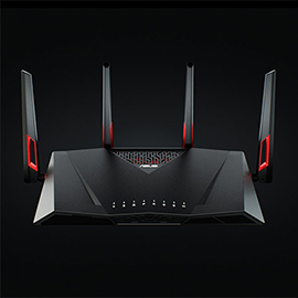 ASUS RT-AC88U Dual-Band Wireless AC3100 Gigabit Router Review