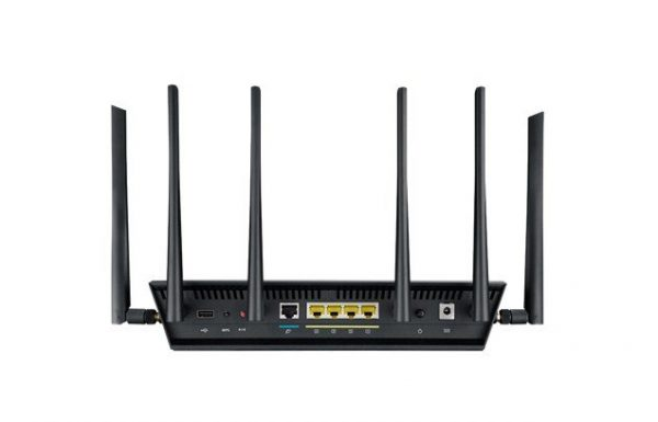 asus  - asus rt ac3200 4 600x385 - Best Wireless 802.11ac routers under 200 dollars in 2018 – MBReviews