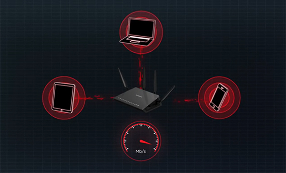 NETGEAR Nighthawk X4S R7800 AC2600 Router Review – MBReviews