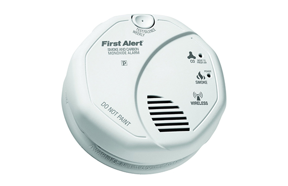 first-alert  - first alert zcombo 1 - The best smoke detectors of 2018 – MBReviews
