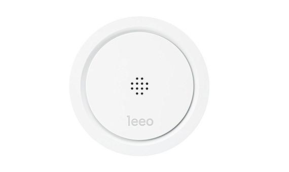 leeo  - leeo smart alert 1 - The best smoke detectors of 2018 – MBReviews