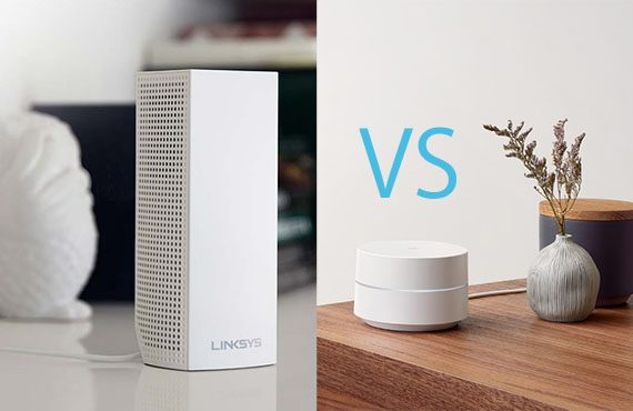 Linksys Velop vs Google WiFi: The Battle of the Best WiFi
