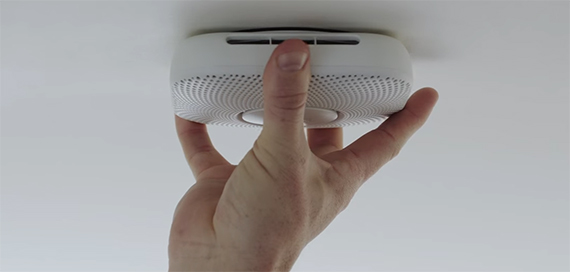 nest  - nest protect 2 - The best smoke detectors of 2018 – MBReviews
