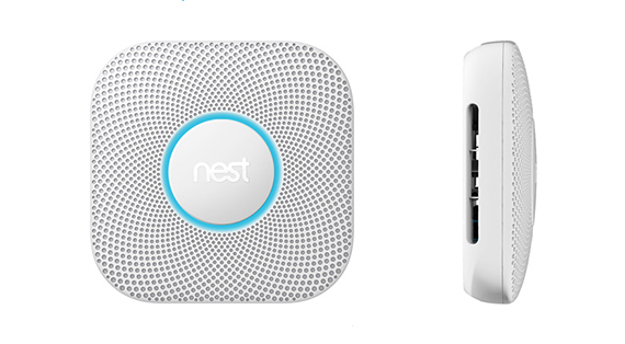 nest  - nest protect 6 - The best smoke detectors of 2018 – MBReviews