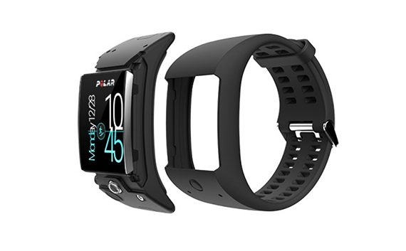 polar  - polar m600 1 570x353 - The Best Rugged Waterproof Smartwatches of 2018 – MBReviews