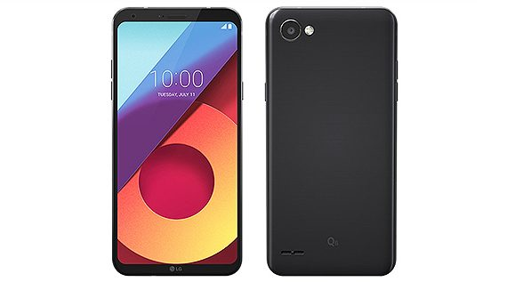 lg Best smartphones under 300 dollars in 2017 – MBReviews - lg q6 5 570x317 - Best smartphones under 300 dollars in 2017 – MBReviews