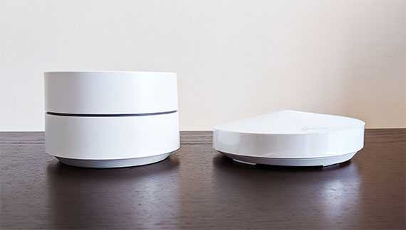 TP-Link Deco M5 vs Google WiFi – MBReviews