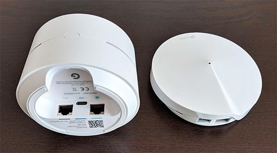 TP-Link Deco M5 vs Google WiFi – MBReviews