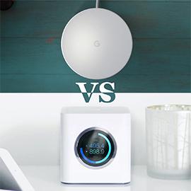 Google WiFi vs AmpliFi HD Home WiFi System