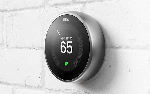 nest  - nest thermostat gen3 2 570x359 - Ecobee4 vs Nest Learning Thermostat Gen 3 – MBReviews