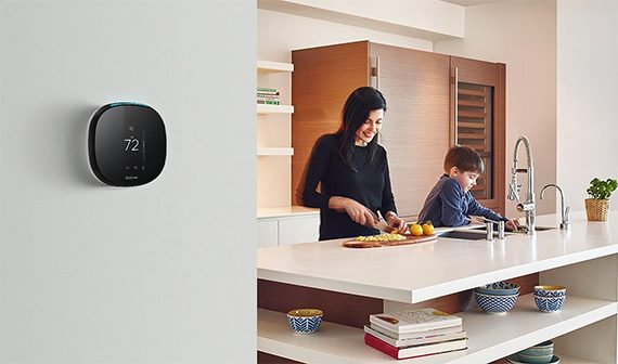 - ecobee4 7 570x336 - Ecobee4 vs Nest Learning Thermostat Gen 3 – MBReviews