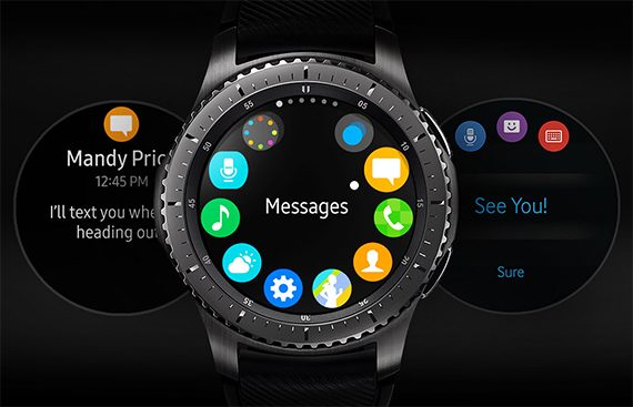 samsung  - samsung gear s3 7 570x367 - Apple Watch 3 vs Samsung Gear S3 Frontier – MBReviews
