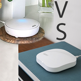Asus Lyra vs Eero Second Generation (Pro)