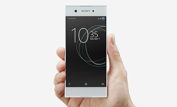 sony-xperia-xa1  - sony xperia xa1 3 570x344 - Best smartphones under 300 dollars in 2018 – MBReviews