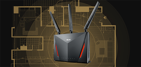 Asus RT-AC86U Dual-Band AC2900 Router Review – MBReviews