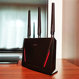 Asus RT-AC86U Dual-Band AC2900 Router Review