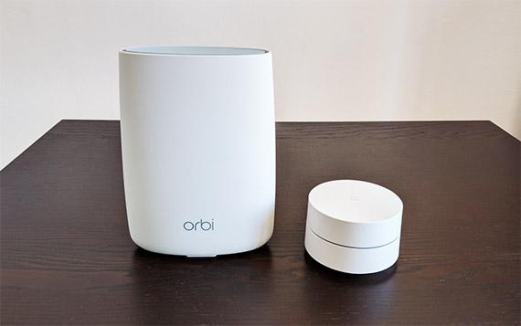 Netgear Orbi vs Google WiFi – MBReviews