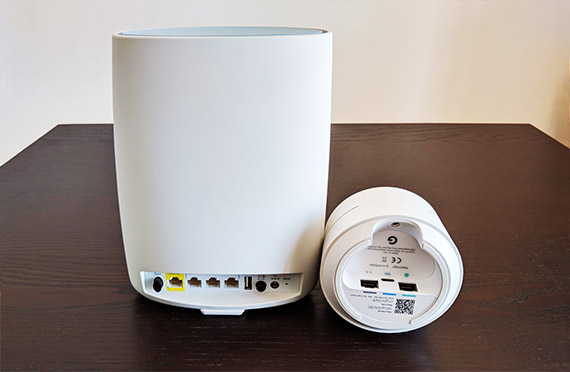 Netgear Orbi vs Google WiFi – MBReviews