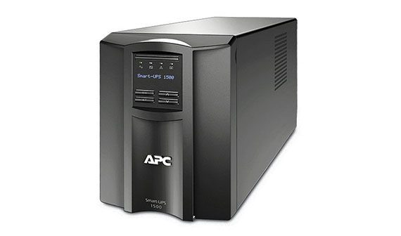 apc-smart-ups-smt1500  - apc smart ups smt1500 ups 2 570x336 - The Best UPS (Uninterruptible Power Supplies) of 2018 – MBReviews