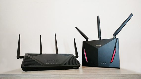 Asus RT-AC86U vs Synology RT2600ac: Which Is The Best WiFi Router