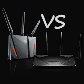 Asus RT-AC86U vs Synology RT2600ac: Which Is The Best WiFi Router For Home Use