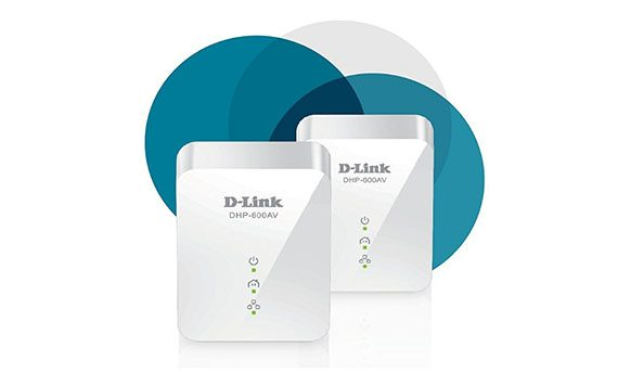 d-link-dhp-601av  - d link dhp 601av powerline adapter 1 570x343 - The best powerline adapters of 2018 – MBReviews