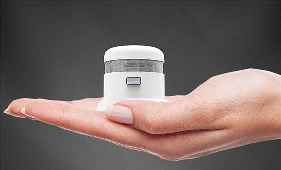first-alert-p1010-smoke-detector  - first alert p1010 smoke detector 1 570x345 - The best smoke detectors of 2018 – MBReviews