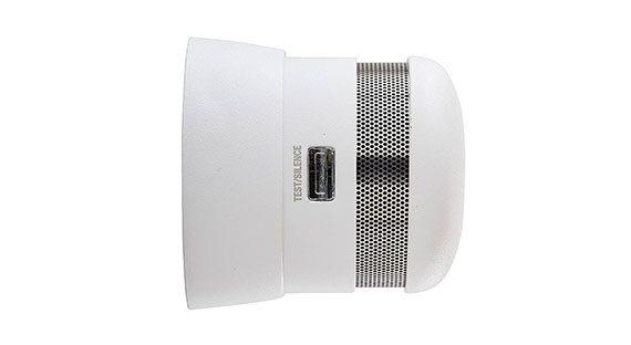 first-alert-p1010-smoke-detector  - first alert p1010 smoke detector 3 570x312 - The best smoke detectors of 2018 – MBReviews