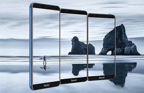 honor-7x-phone  - honor 7x phone 3 570x367 - Best smartphones under 300 dollars in 2018 – MBReviews