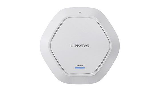linksys-lapac1750pro  - linksys lapac2600 pro 1 570x324 - Best wireless access points of 2018 – MBReviews