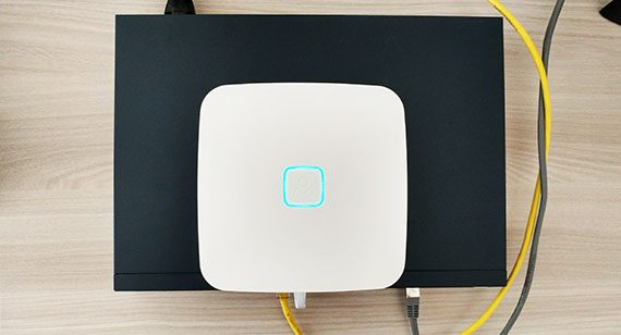 open-mesh-a60-wireless-access-point  - open mesh a60 17 570x308 - Best wireless access points of 2018 – MBReviews
