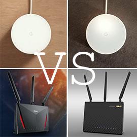 Google WiFi vs Asus AiMesh (Dual-Band) – MBReviews