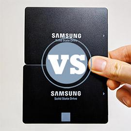 Samsung 850 EVO vs 860 EVO (500GB)