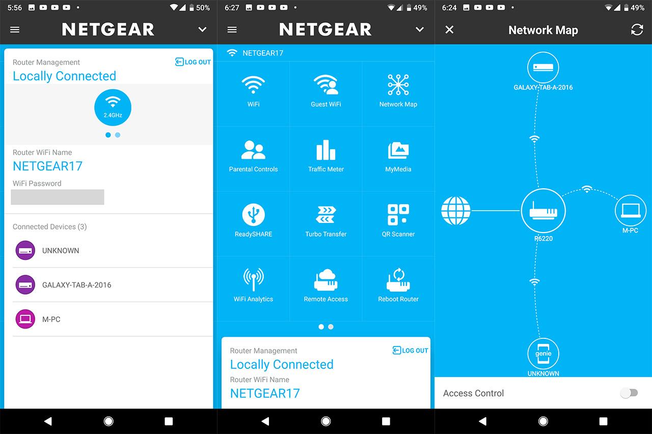 Netgear R7000p Firmware Issues
