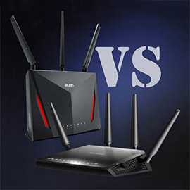 Asus RT-AC86U vs Netgear Nighthawk R7800 X4S – Page 2 – MBReviews