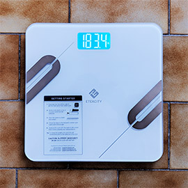 Etekcity Smart Fitness Scale Review – MBReviews