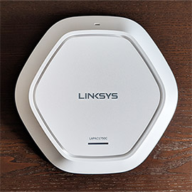 Linksys AC1750 LAPAC1750C Access Point Review